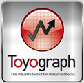 Toyograph - The industry toolkit for material checks